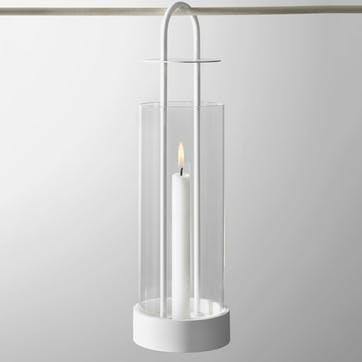 Lotus Lantern, White