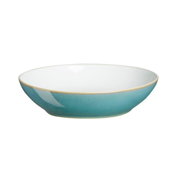 Azure Pasta Bowl, 22cm, Blue