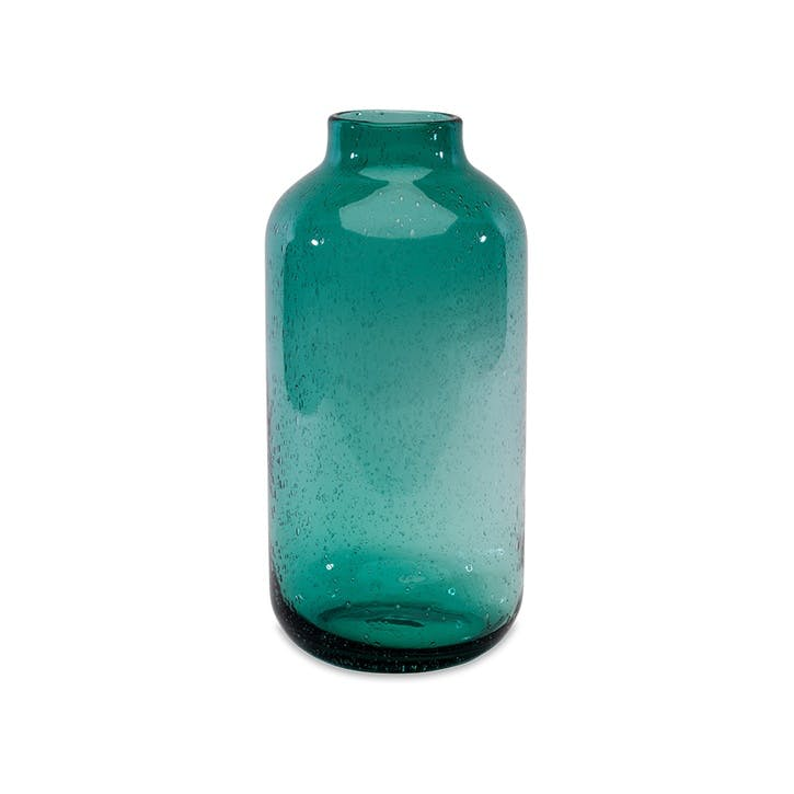 Toska Vase - Large; Teal