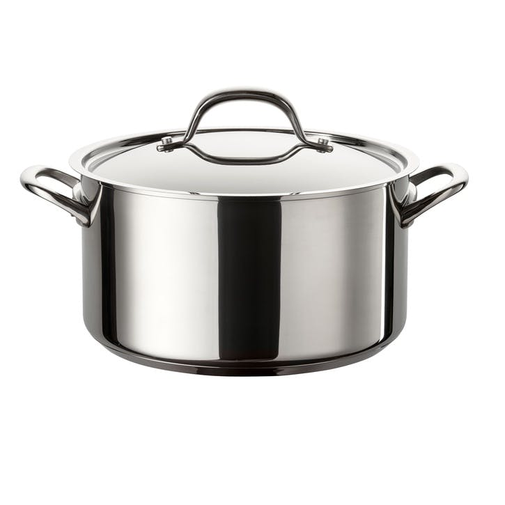 Ultimum Stainless Steel Stockpot, 24cm