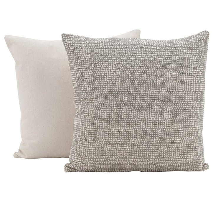 Cairo Cushion, Taupe