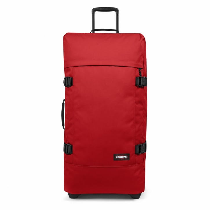 Tranverz Suitcase - Large; Apple Pick Red
