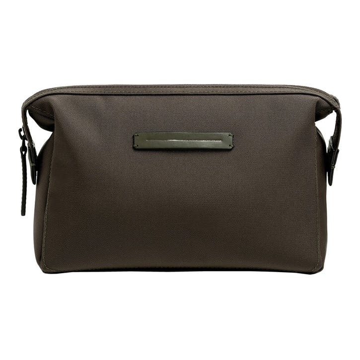 Koenji, Wash Bag, W23 X H17 X D8cm, Dark Olive