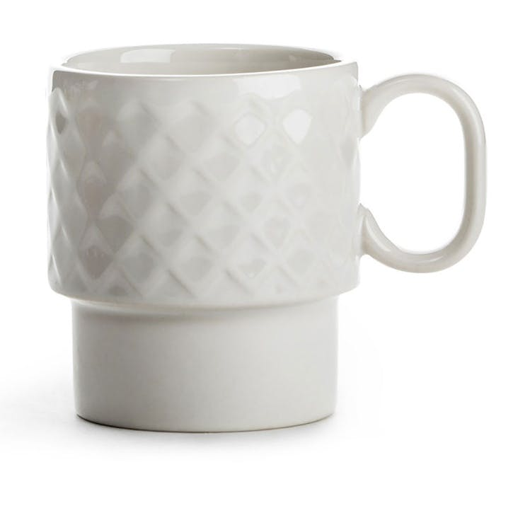Coffee & More, Mug, 250ml, White