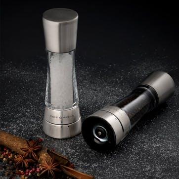 Derwent Salt & Pepper Gift Set, Silver
