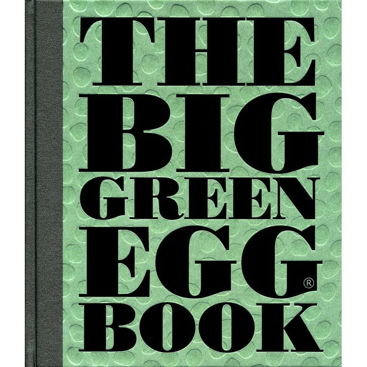 Big Green Egg Chef Book