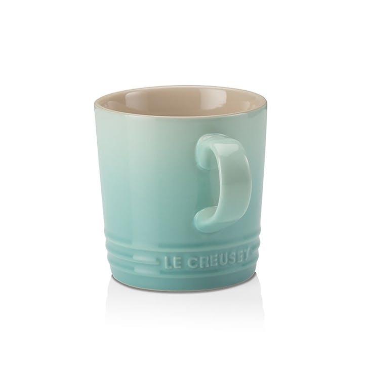 Stoneware Mug, Cool Mint