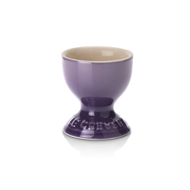 Stoneware Egg Cup; Ultra Violet