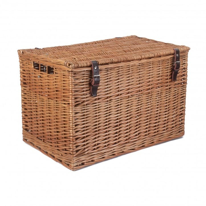 Light Steamed Chest Hamper, 24""