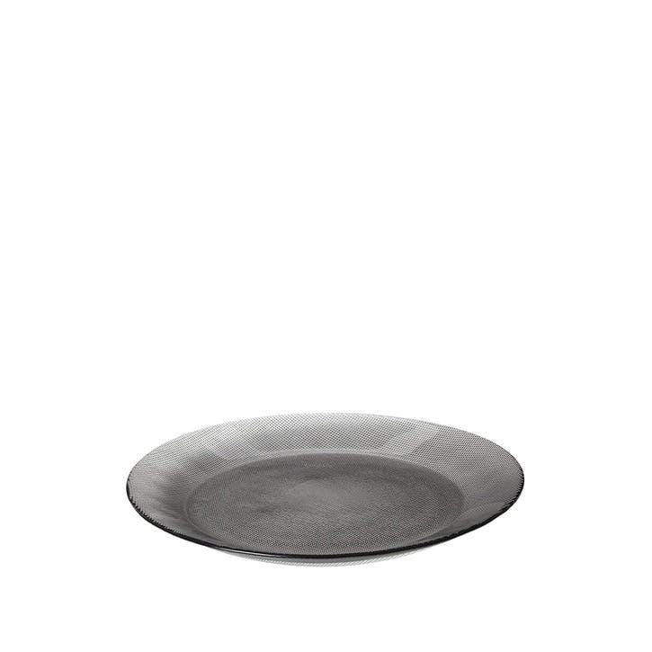 Glass Plate, Smoke