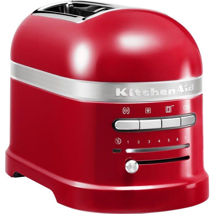 Artisan Toaster 2 Slot; Empire Red