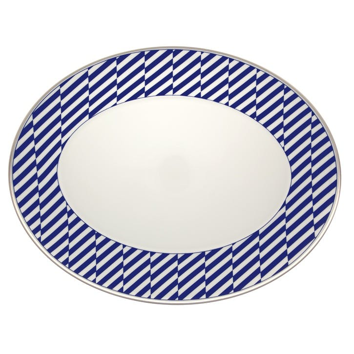 Harvard Large Oval Platter
