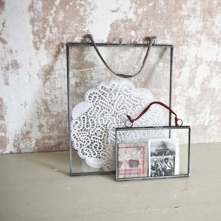 """Kiko Zinc Frame - 8 x 10"""", Landscape"""