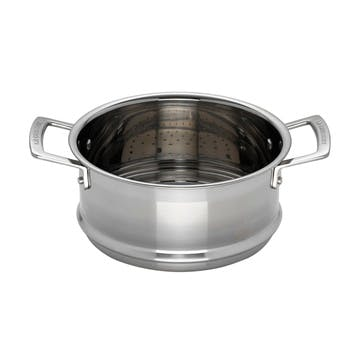 3-Ply Stainless Steel Steamer - 20cm