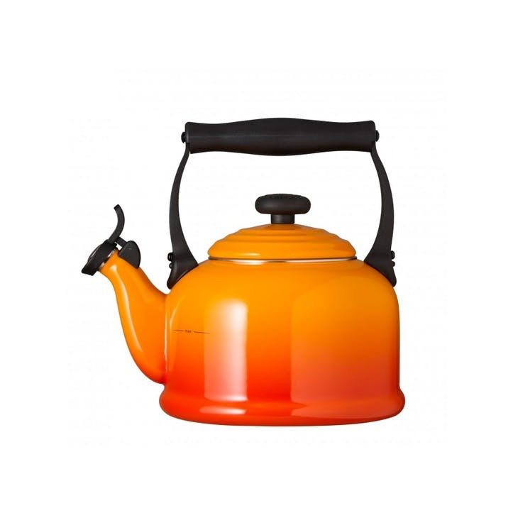 Traditional Stove Top Kettle; Volcanic