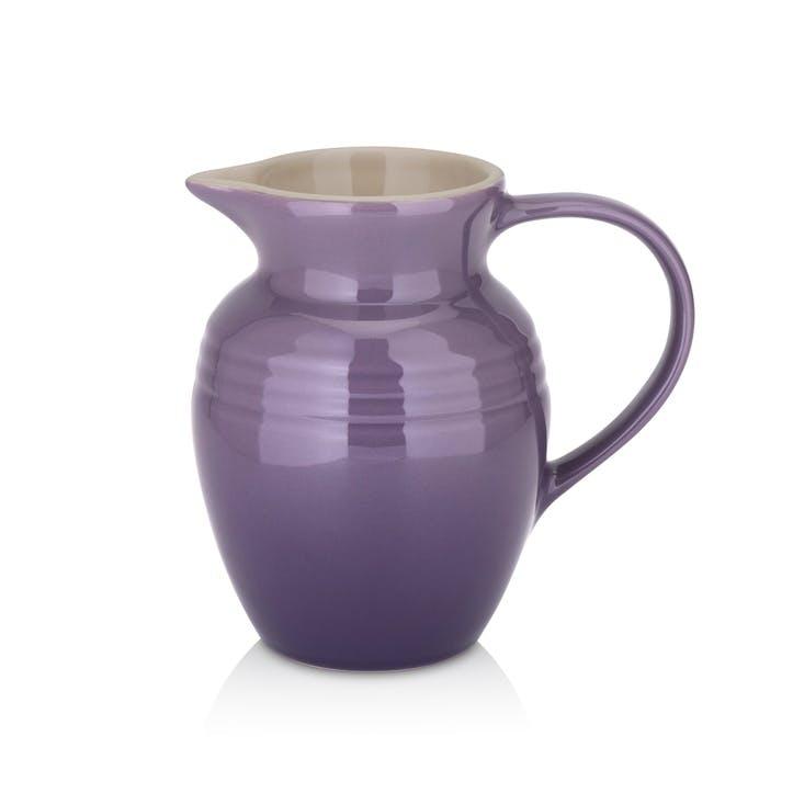 Stoneware Jug - 0.6L; Ultra Violet