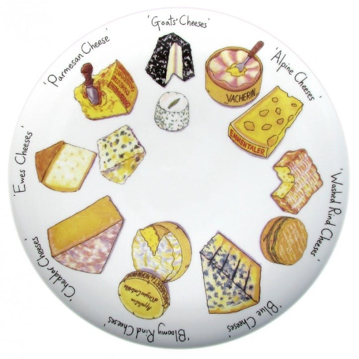 Mixed Cheeses Cheese Platter - 30cm
