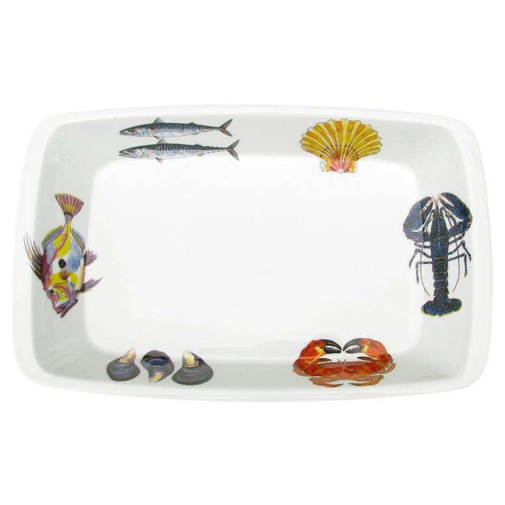 Fish & Shellfish Roaster & Baking Dish -  39cm