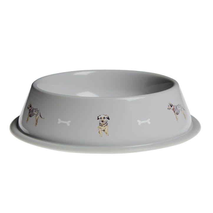 'Terrier' Dog Bowl - Medium