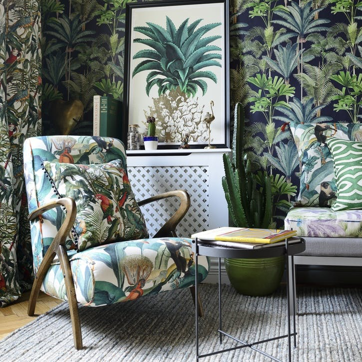 Tropical Story Bermuda Armchair