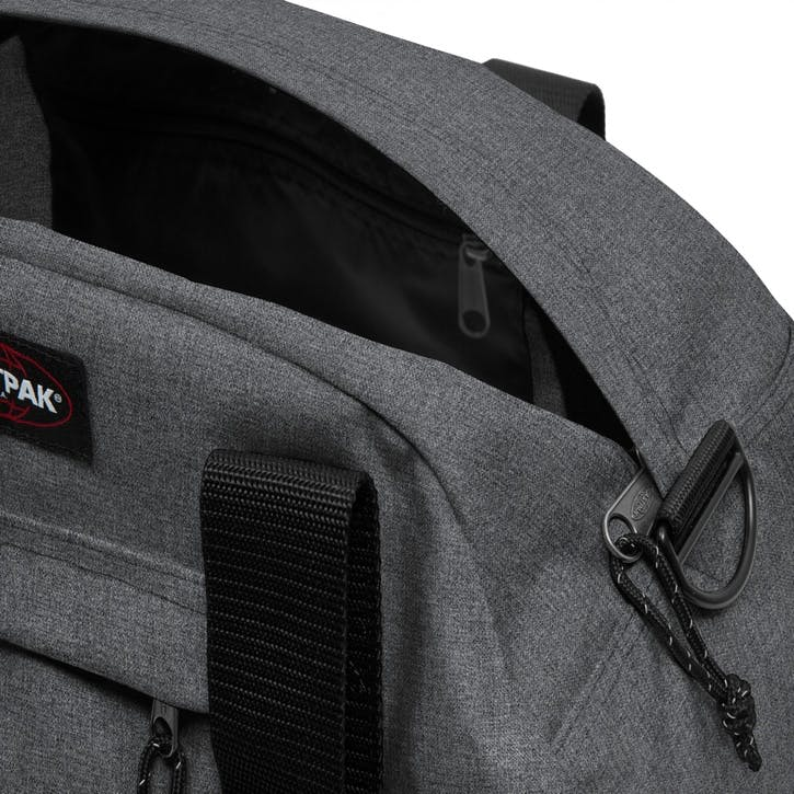 Travel Stand Holdall; Black Denim