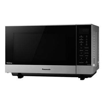 Microwave - 27L; Silver