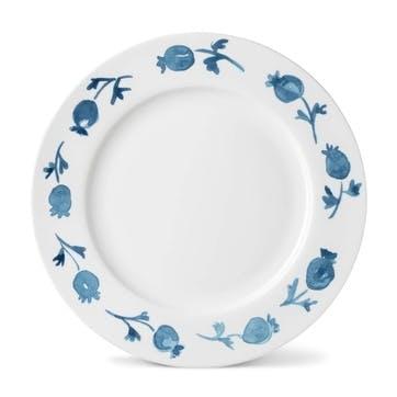 Rose Hip Dinner Plate