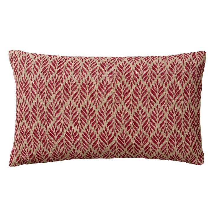 Ghini Fronds Rectangular Cushion