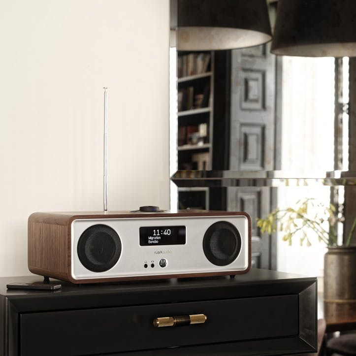 R2 Mk3 Streaming Music System; Walnut