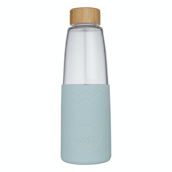 Water Bottle, Cool Cyan