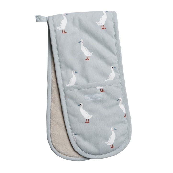 'Runner Duck' Double Oven Glove