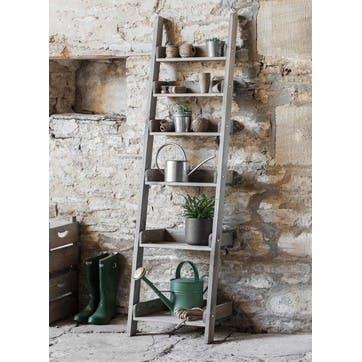Aldsworth Shelf Ladder, Narrow, Spruce