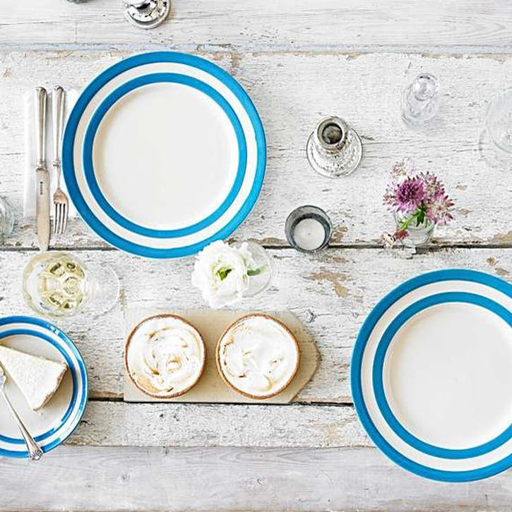 Cornish Blue 16 Piece Dining Set