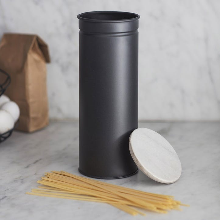 Brompton Spaghetti Canister, Carbon - Iron
