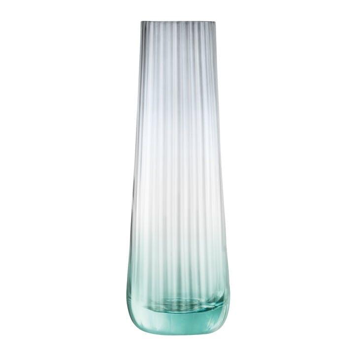 Dusk Vase, 20cm, Green
