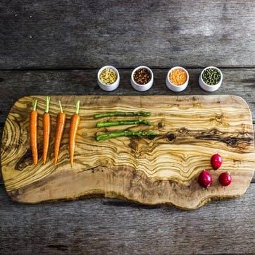 Wooden Serving Board - 50cm