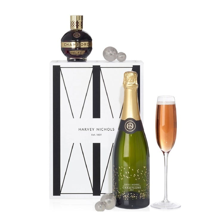 Champagne & Chambord Gift Set