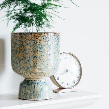 Large Speckled Plant Pot