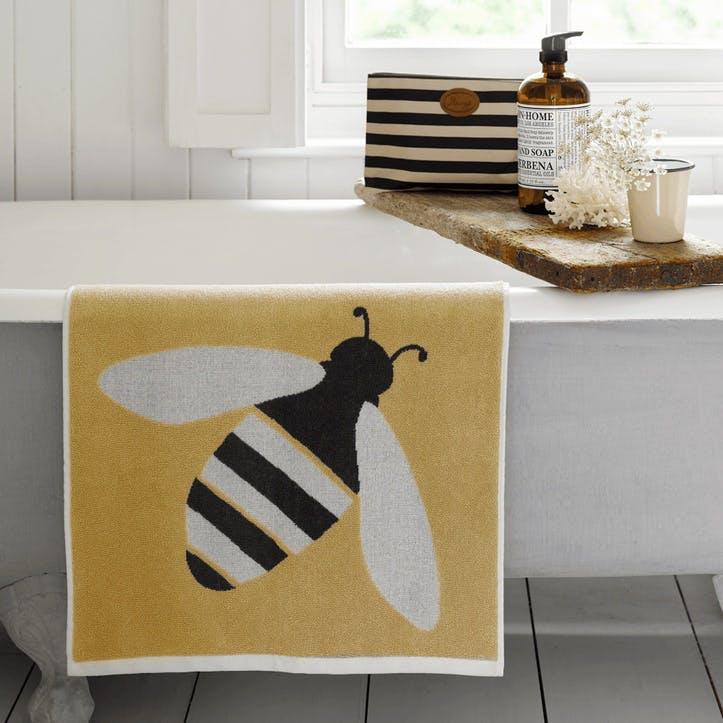 Buzzy Bee Bath Mat