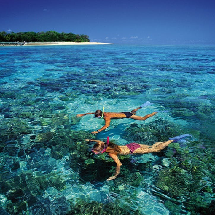 Honeymoon Snorkelling Experience for Two £50