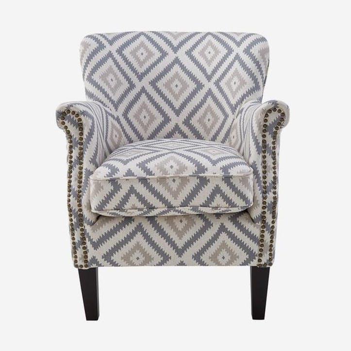 Greyhound Chair, Glacier Storm