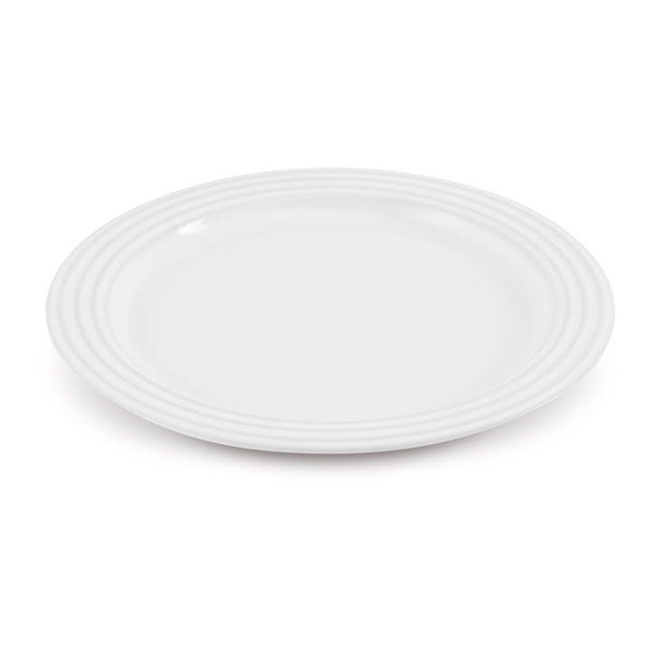 Dinner Plate - 27cm; White