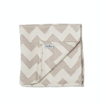 Chevy Napkin Set of 4, Fawn On Linen