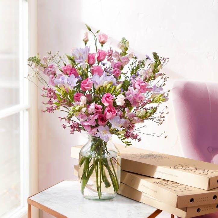 Lux Letterbox Flower Subscription - 3 Months