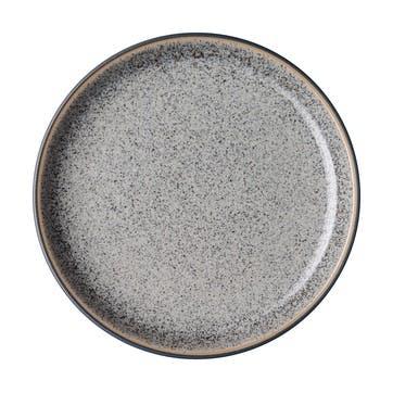 Studio Grey Coupe Medium Plate