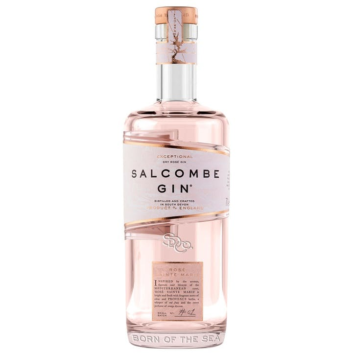 Salcombe Gin 'Rosé' Sainte Marie Gin