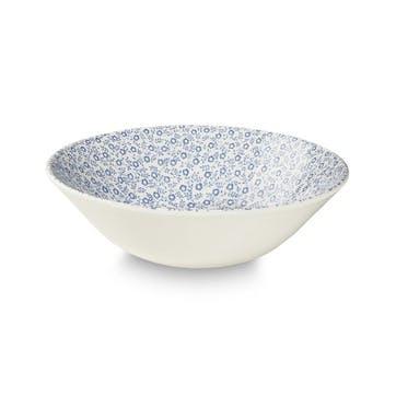 Felicity Cereal Bowl, 16cm, Pale Blue