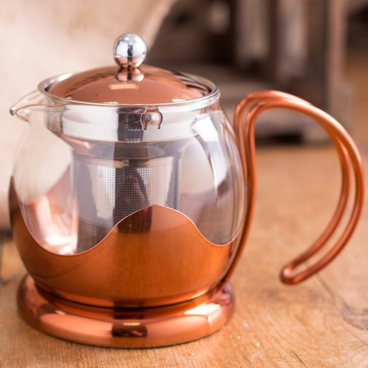 Origins Le Teapot, Copper, 4 Cup