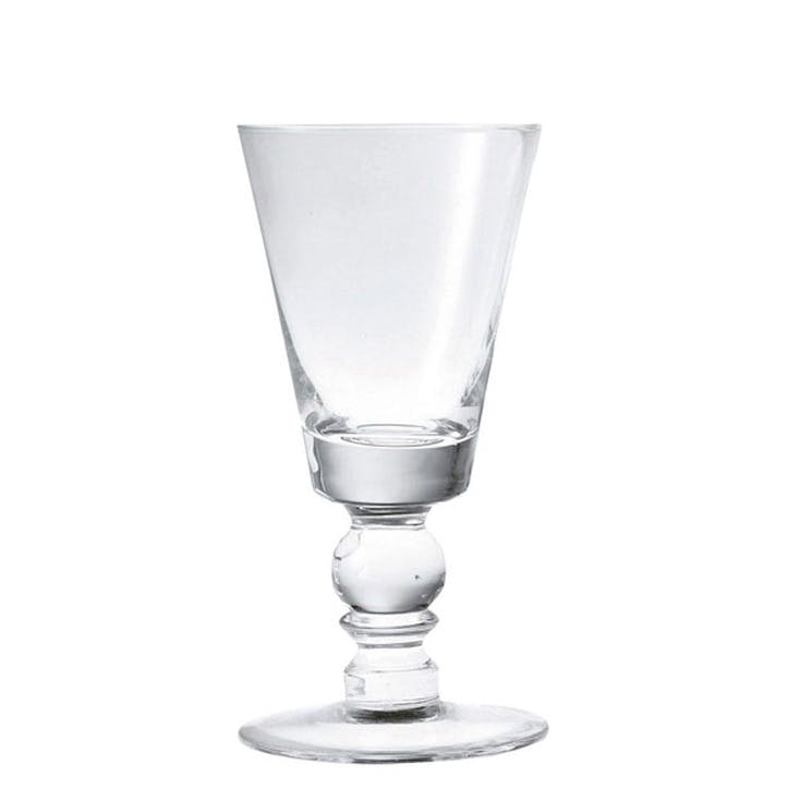 Nailsea Small Wine Glasses, Set of 4