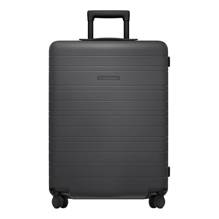 H6 - Smart Luggage, Medium Check-In Trolley Suitcase, H46 X W24 X D64cm, Graphite
